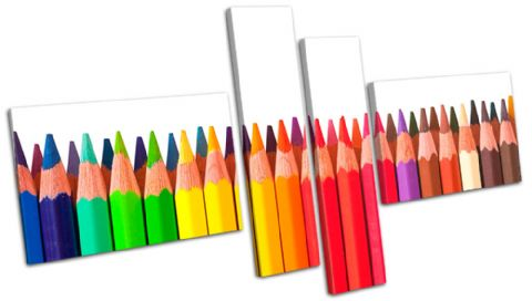 Coloured Pencils For Kids Room - 13-1379(00B)-MP08-LO